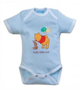 Disney Baby Εσώρουχο Κοντό Μανίκι (6-9 μηνών)