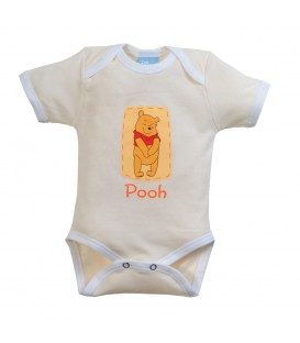 Disney Baby Εσώρουχο Κοντό Μανίκι (3-6 μηνών) des.65