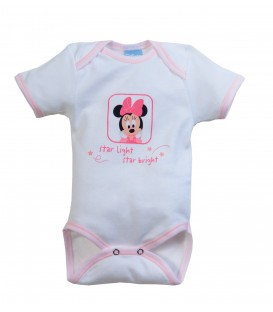 Disney Baby Εσώρουχο Κοντό Μανίκι (9-12 μηνών) des.52