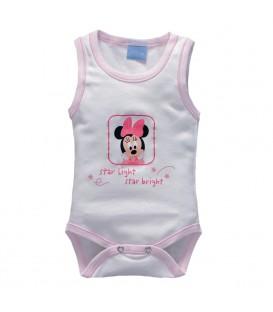 Disney Baby Εσώρουχο Αμάνικο (0-3 μηνών) des.52
