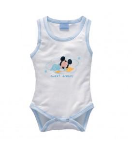 Disney Baby Εσώρουχο Αμάνικο (0-3 μηνών) des.53