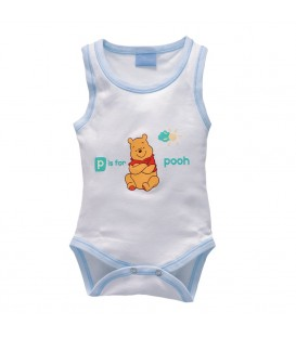 Disney Baby Εσώρουχο Αμάνικο (0-3 μηνών) des.54