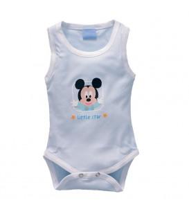 Disney Baby Εσώρουχο Αμάνικο (0-3 μηνών) des.63