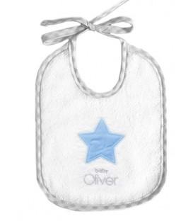 Baby Oliver Σαλιάρα des.309