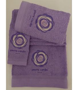 Pierre Cardin des.57 Πετσέτες σετ 3 τμχ