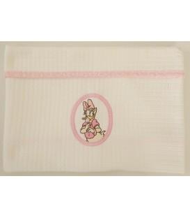 Disney Baby des.40 Κουβέρτα Αγκαλιάς Πικέ