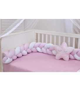 Baby Oliver des.120 Πλεξούδες Προστασίας Κρεβατιού