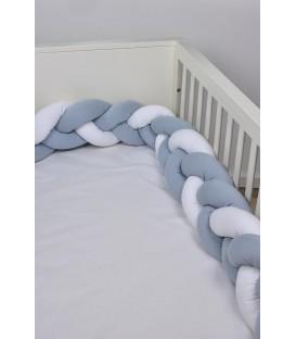 Baby Oliver des.150 Πλεξούδες Προστασίας Κρεβατιού