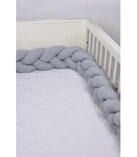 Baby Oliver des.15 Πλεξούδες Προστασίας Κρεβατιού
