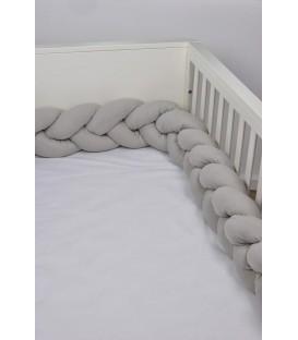 Baby Oliver des.14 Πλεξούδες Προστασίας Κρεβατιού