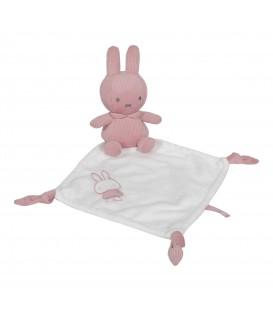 Πανάκι παρηγοριάς - doudou Miffy Pink