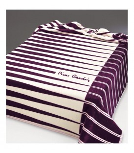 Pierre Cardin Velour κουβέρτα des.21 υπέρδιπλη Ισπανίας NANCY 244/21