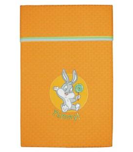 Baby Looney Tunes Κουβέρτα Πικέ des.24 Αγκαλιάς